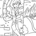 Litasíða Rapunzel