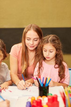 Overgangen fra børnehave til skole