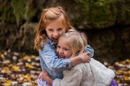მეგობრობა ბავშვებში