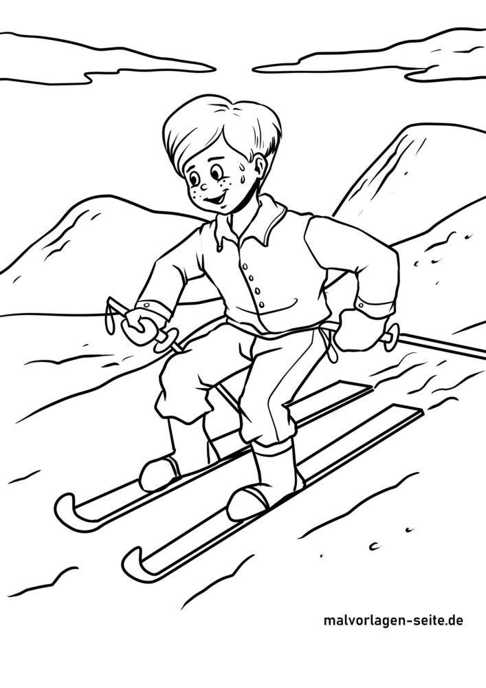 Pagina di culore da scià