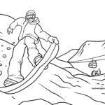 Snowboard pejy fandokoana - fanatanjahantena ririnina