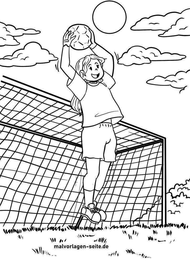 malvorlagen fußball kostenlos herunterladen drucken und