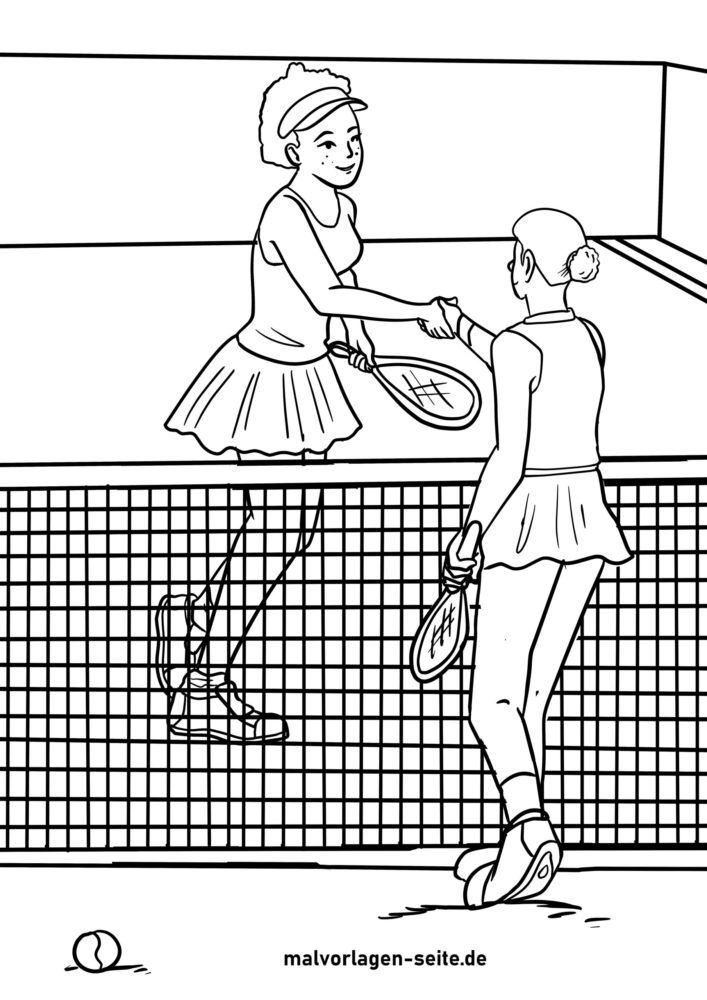 Теннис тоглох хуудас будах