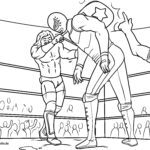 Dibujos para colorear loita
