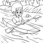Kayaking pejy fandokoana - fanatanjahantena rano