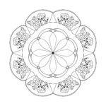 Mandala coin
