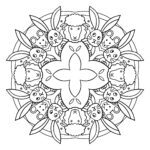 Mandala bheathaichean