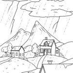 Врнежи од снег грмотевица - книга за боење на времето