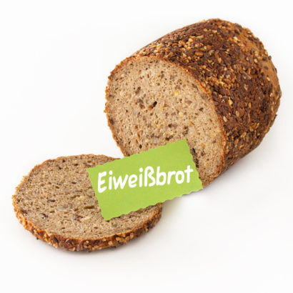 Протеински леб - малку јаглени хидрати