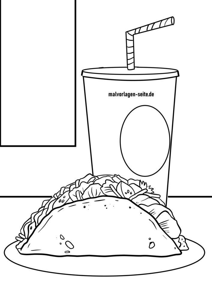 Panid sa pagkolor taco