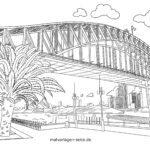 Размалёўка мост - Сіднэйскі мост