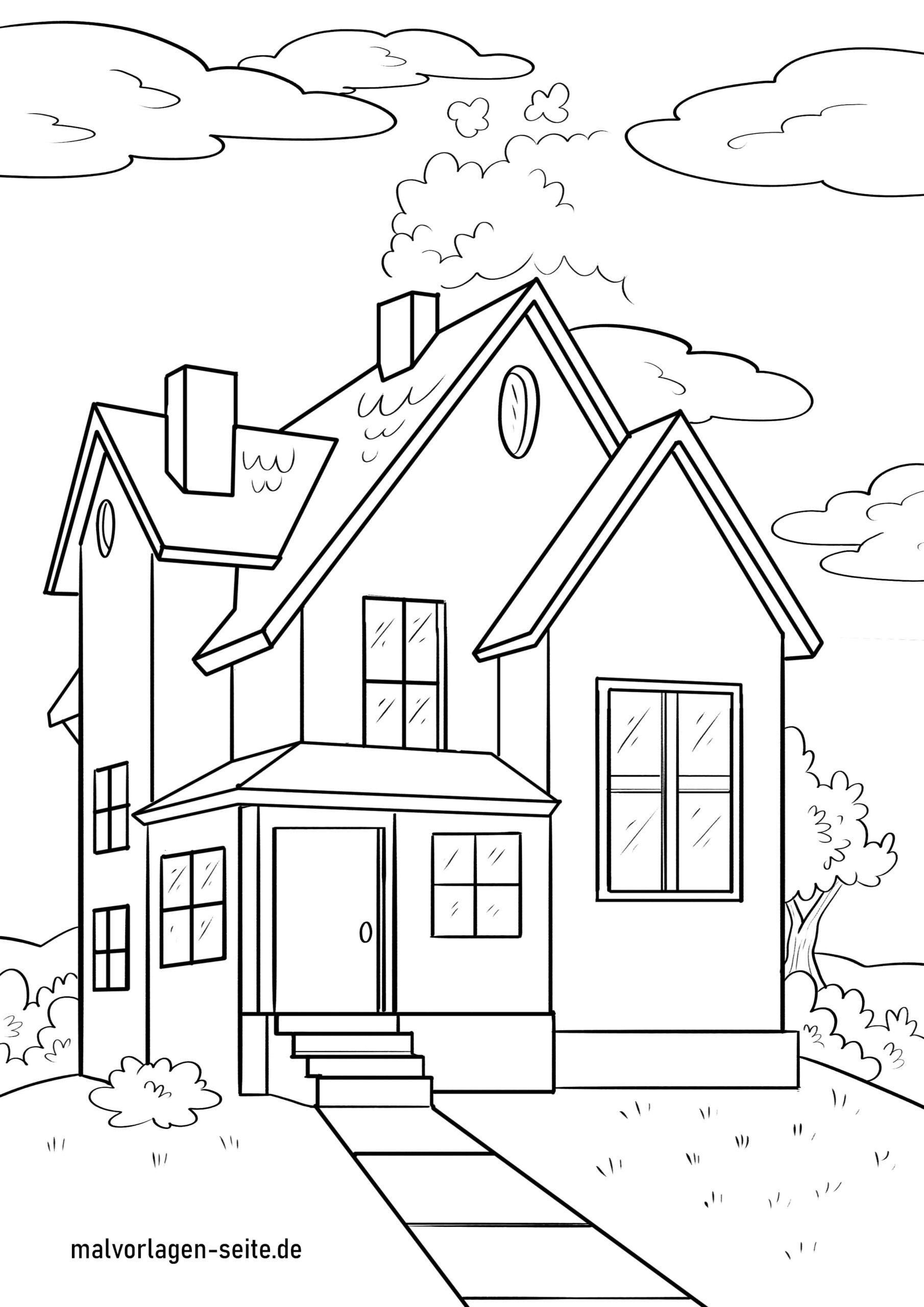 Раскрыць дом