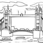 Размалёўка мост - Таўэрскі мост
