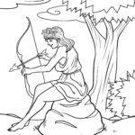 Panid sa pagkolor Artemis