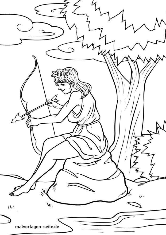Artemis хуудсыг будах