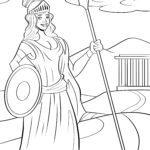 Panid sa koloranan Athena