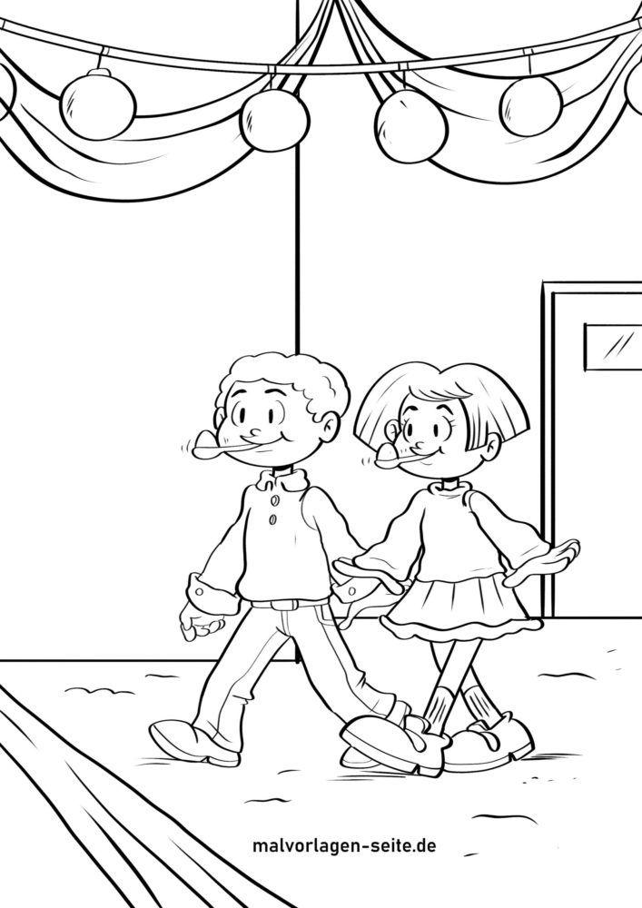 Boyama səhifəsi uşaqlar yumurta axını oynayır