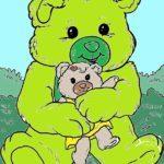 Racconto per bambini - orsacchiotto