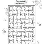 Labyrint - De wei nei de krystbeam