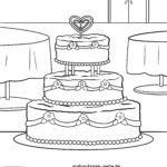 Littafin canza launin kek da kek