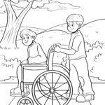 Пријател во инвалидска количка